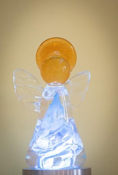 Harmony Glass angel